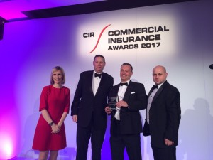 Commercial Insurance Awards 2017 - Broker of the Year