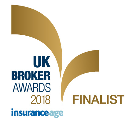UK Broker Awards Finalist