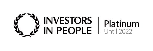 IIP Platinum White Logo